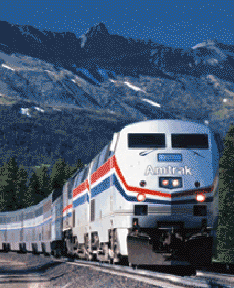 amtrak  train image